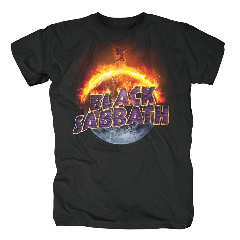 The End von Black Sabbath - T-Shirt jetzt im Black Sabbath Shop