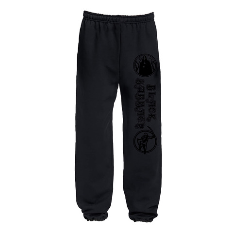 √Black on Black von Black Sabbath - Sweatpants jetzt im Black Sabbath Shop