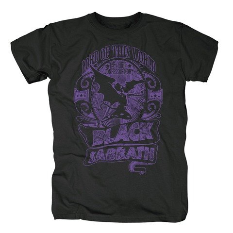 √Lord Of This World von Black Sabbath - T-Shirt jetzt im Black Sabbath Shop