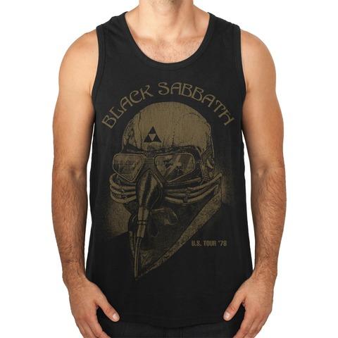 √US Tour 78 von Black Sabbath - 100% cotton jetzt im Black Sabbath Shop