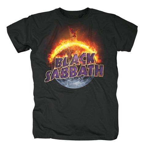 √The End von Black Sabbath - T-Shirt jetzt im Black Sabbath Shop