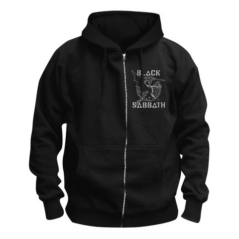 √Creature Maze von Black Sabbath - Hooded jacket jetzt im Black Sabbath Shop